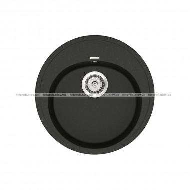 Кухонная мойка VANKOR Sity SMR 01.50 Black