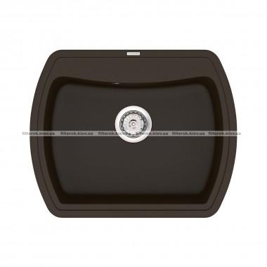 Кухонная мойка VANKOR Norton NMP 01.63 Chocolate