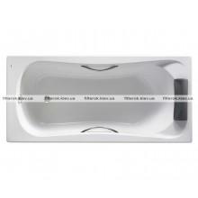 Акриловая ванна 180х80 см ROCA BECOOL A248015001