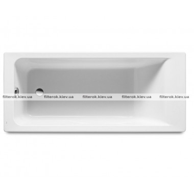 Ванна с ножками 160х75 см ROCA EASY A248248000
