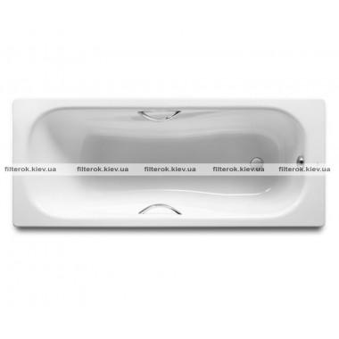 Ванна стальная 160х75 см ROCA PRINCESS A220370001