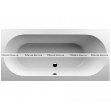 Пристенная ванна VILLEROY & BOCH OBERON UBQ199OBE2V-01