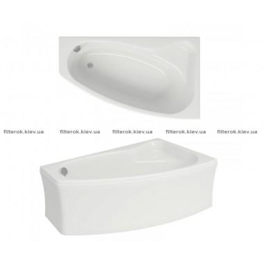 Ванна правая 150х100 см CERSANIT SICILIA NEW S301-096
