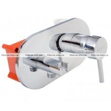 Смеситель для гигиенического душа cкрытого монтажа VALTEMO VSS-632110
